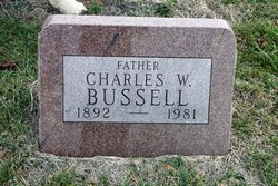 Charles W Bussell