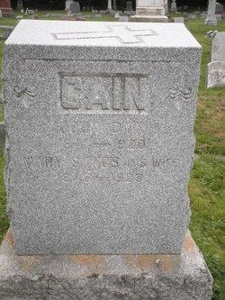 John Cain