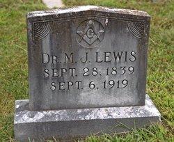 Dr M. J. Lewis
