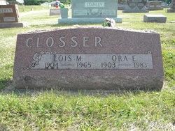 Lois M Closser