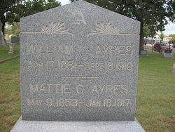 Mattie C. Ayres