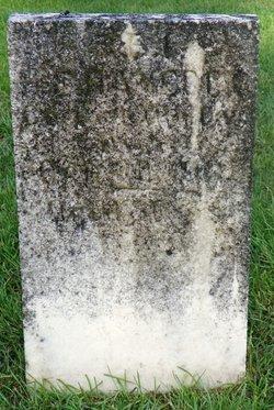 Pvt Henry E Hancock