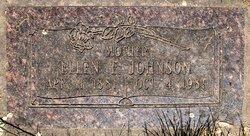Ellen E Johnson