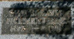 Lillian May <i>Dawes</i> Fichtenmueller