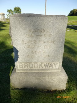 Almond C Brockway