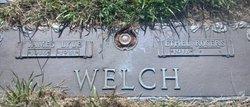 Ethel Othelia <i>Rogers</i> Welch