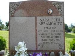 Sara Beth Abramowitz