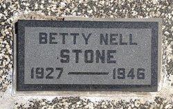 Betty Nell Stone