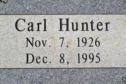 Carl Hunter Allen