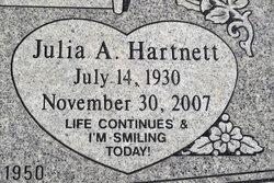 Julia Arlene <i>Hartnett</i> Brinton