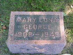 Edna Mary <i>Kennedy</i> Buskirk-George