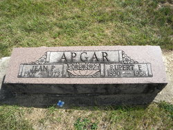 Rupert F Apgar