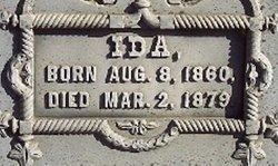 Ida Kilborne