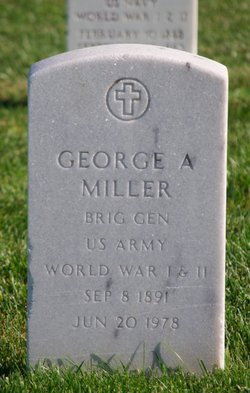 George Allan Miller