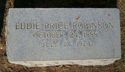Eddie <i>Price</i> Robinson