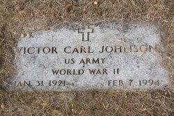 Victor Carl Johnson