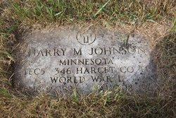 Harry M Johnson