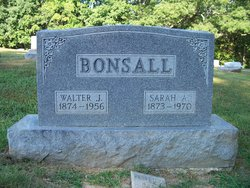 Sarah A Bonsall