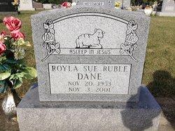 Royla Sue <i>Ruble</i> Dane