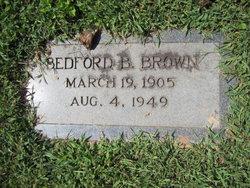 Bedford Barack Brown