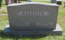 Margaret Louise <i>Miller</i> Allison