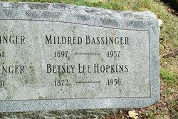 Mildred Bassinger