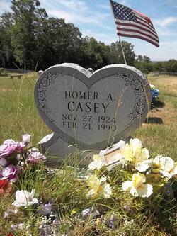 Homer A Casey