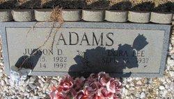 Judson Dewey Adams, Jr