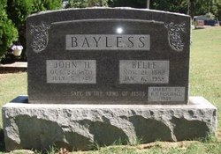 Belle Bayless