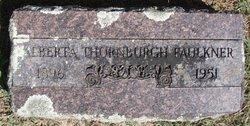 Alberta <i>Thornburgh</i> Faulkner