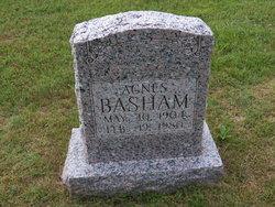Agnes Basham