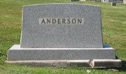 Bertha Mary <i>Allison</i> Anderson