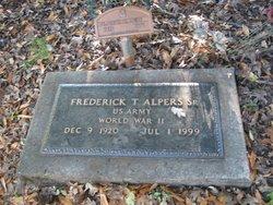 Frederick Thomas Fred Alpers, Sr