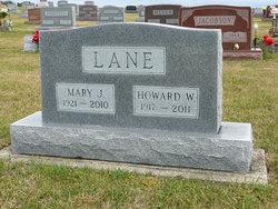 Howard Walter Lane