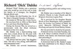 Richard Dick Dalske