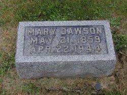 Mary Elizabeth Molly <i>Davis</i> Dawson