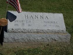 Dwight C Hanna, Jr