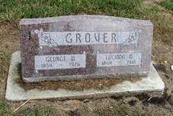 Lucinda May <i>Creech</i> Grover