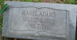 Mamie Adams
