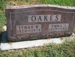 Emma J. Oakes