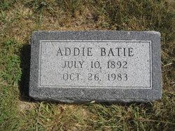 Addie Batie