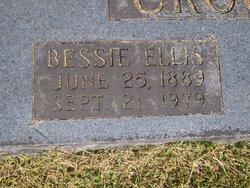 Bessie Virginia <i>Ellis</i> Crockett