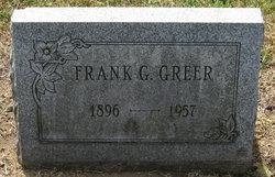 Frank Gideon Greer