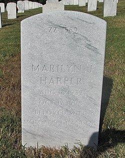 Marilyn Jean <i>Jackson</i> Harper