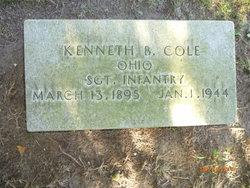 Kenneth B Cole