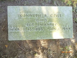 Kenneth Bernard Cole