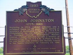 Col John Johnston