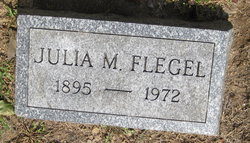Julia M. Flegel