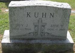 Effie V. Kuhn