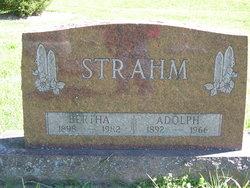 Bertha <i>Stech</i> Strahm